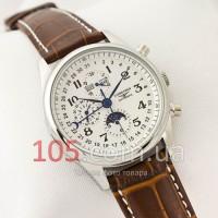 Часы Longines silver white