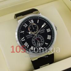Часы Ulysse Nardin silver black