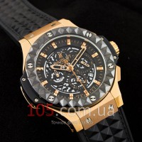 Часы Hublot Big Bang Depeche Mode gold  black