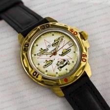 Механические часы Восток Командирские