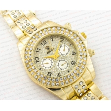 Часы Rolex gold white