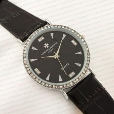 Часы Vacheron Constantin geneve silver black