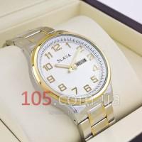 Часы Слава silver white
