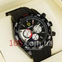 Часы Ferrari black black
