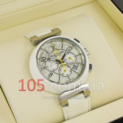 Часы Louis Vuitton white white (02381-1)