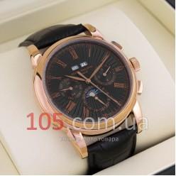Часы Patek Philippe Perpetual Calendar 3940 gold black (02448-1-5)