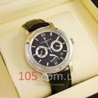 Часы Vacheron Constantin Automatic silver black