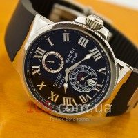 Часы Ulysse Nardin Maxi Marine silver black