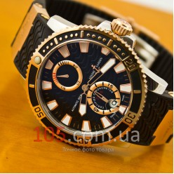 Часы Ulysse Nardin gold black (3112)