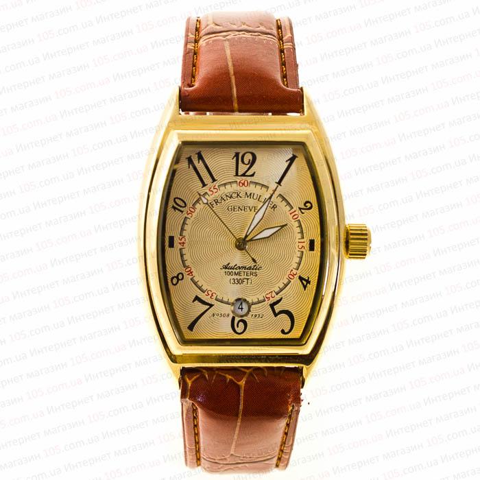 Часы Franck Muller Geneve №503 gold gold (491)