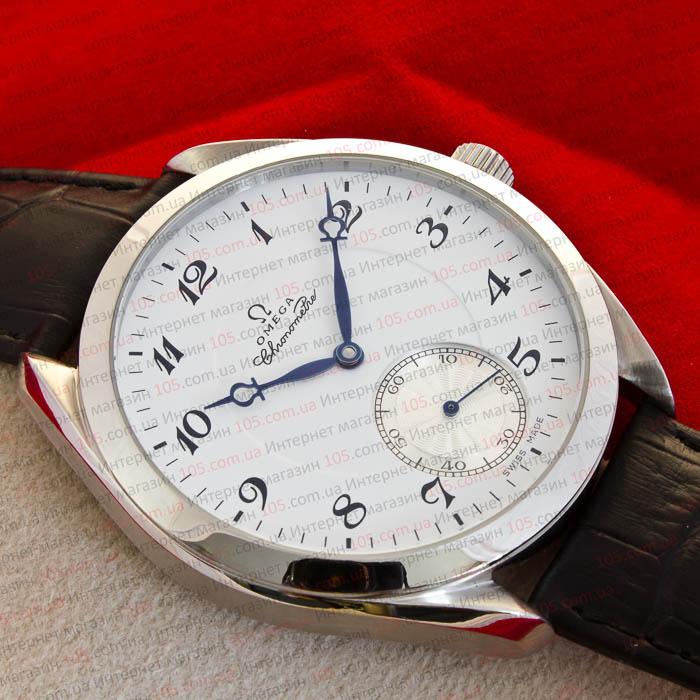 Часы Omega Aqua Terra silver white (00555-1-5)