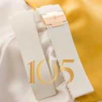 Ремешок Ulysse Nardin white gold 26x20мм